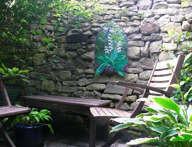 Hosta arch