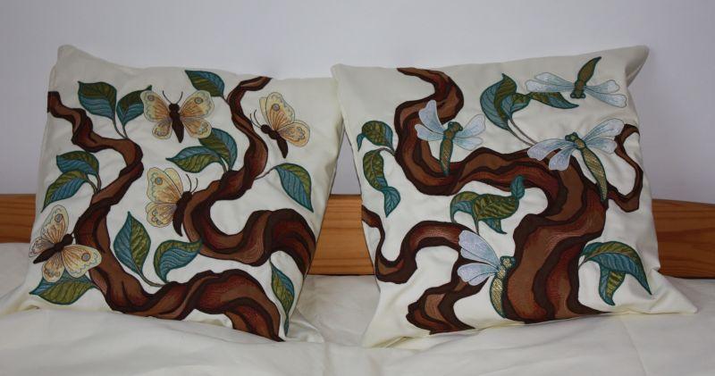 Branch cushions